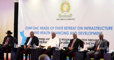 EAC Heads of State approving 10 health investment priorities